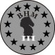 BHM IIIl Militia Patch