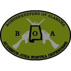 Borderkeepers of Alabama