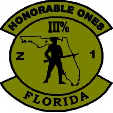 Honorable Ones Zone Patch 3 inch by 4 inch