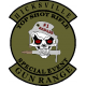 Hicksville Gun Range Special Event Back Patch