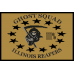 Illinois Ghost Squad Hat Patch 3x2 inch