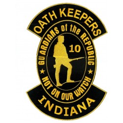 Oath Keepers Gear