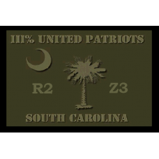 South Carolina III% United Patriots 3x2