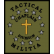 Chaplains Patch Tactical Militia