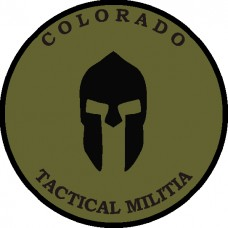 ColoradoTactical Militia Patch