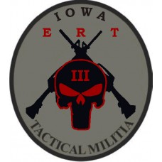 Iowa ERT Tactical  Sold with permission only to qualified personnel.