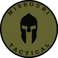 Missouri Tactical Militia Patch