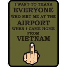 Welcome Home From Vietnam