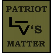 Patriot lives Matter-III%