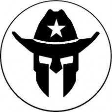 Texas Patriot Society Decal 6 inch