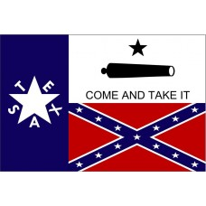 Texas Rebel flag